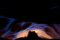 Upper Antelope Canyon (Sunset)